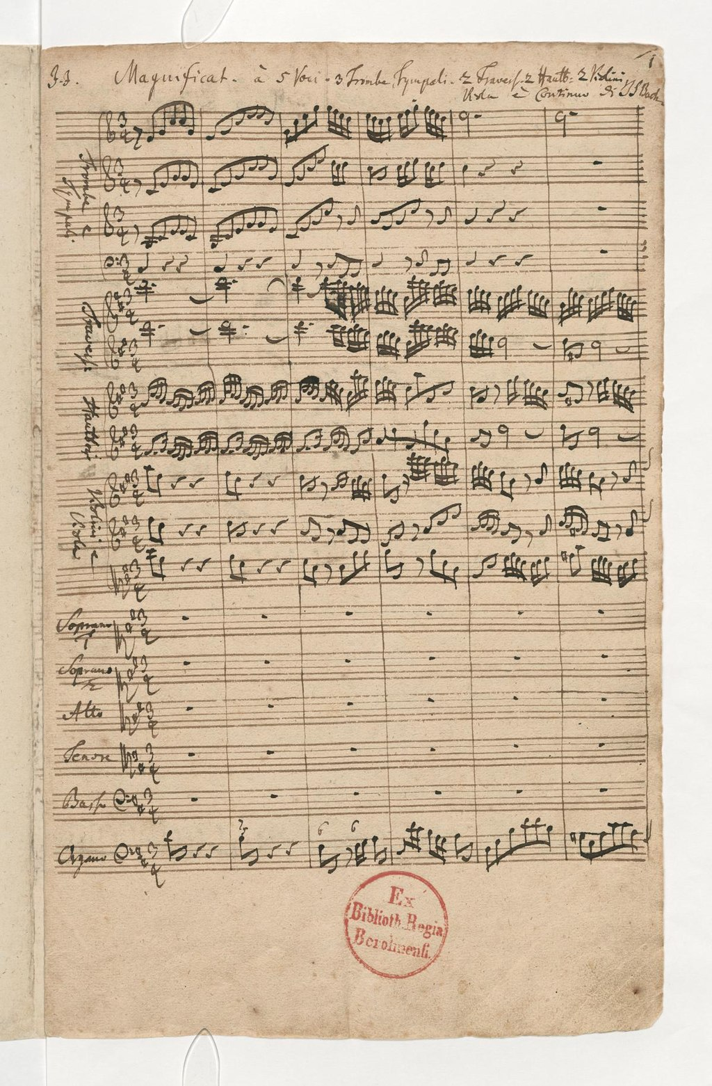 BWV 243