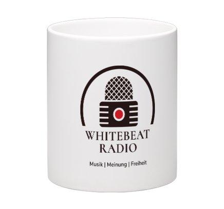 Whitebeat Radio Tasse